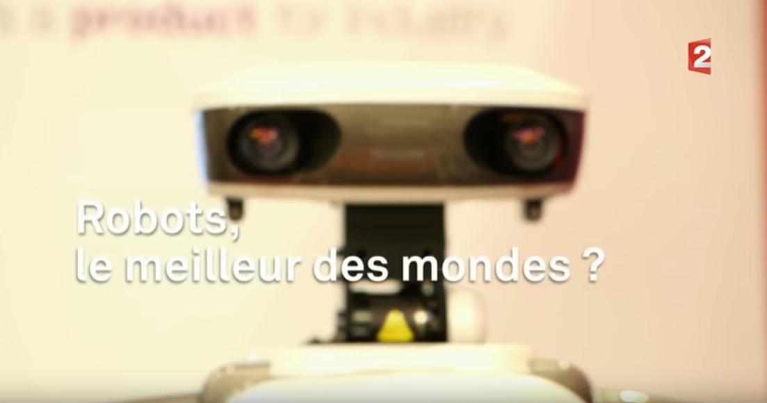 Robots LE MEILLEUR DES MONDES ?